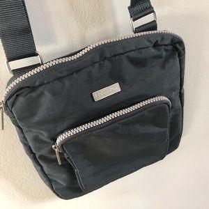 Baggallini Gray Crossbody Bag